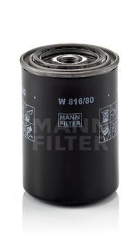 Фильтр масляный Mann-Filter W81680W81680