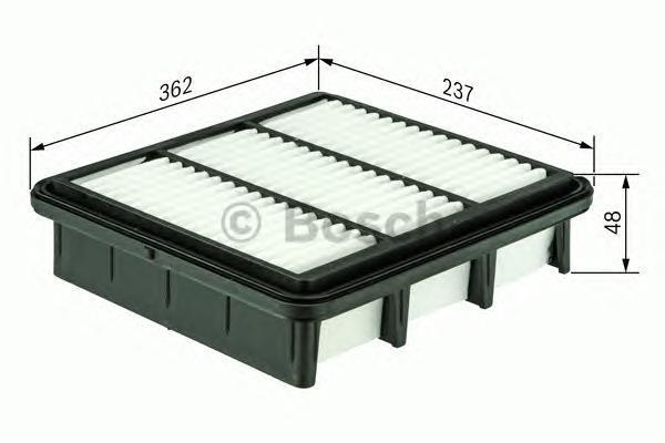 Фильтр воздушный Bosch 14574333391457433339