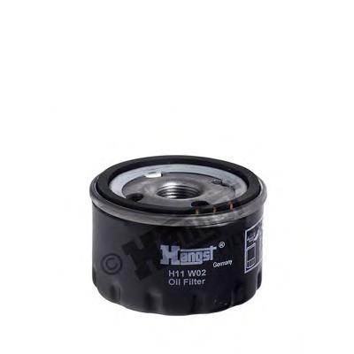Фильтр масляный Hengst H11W02H11W02