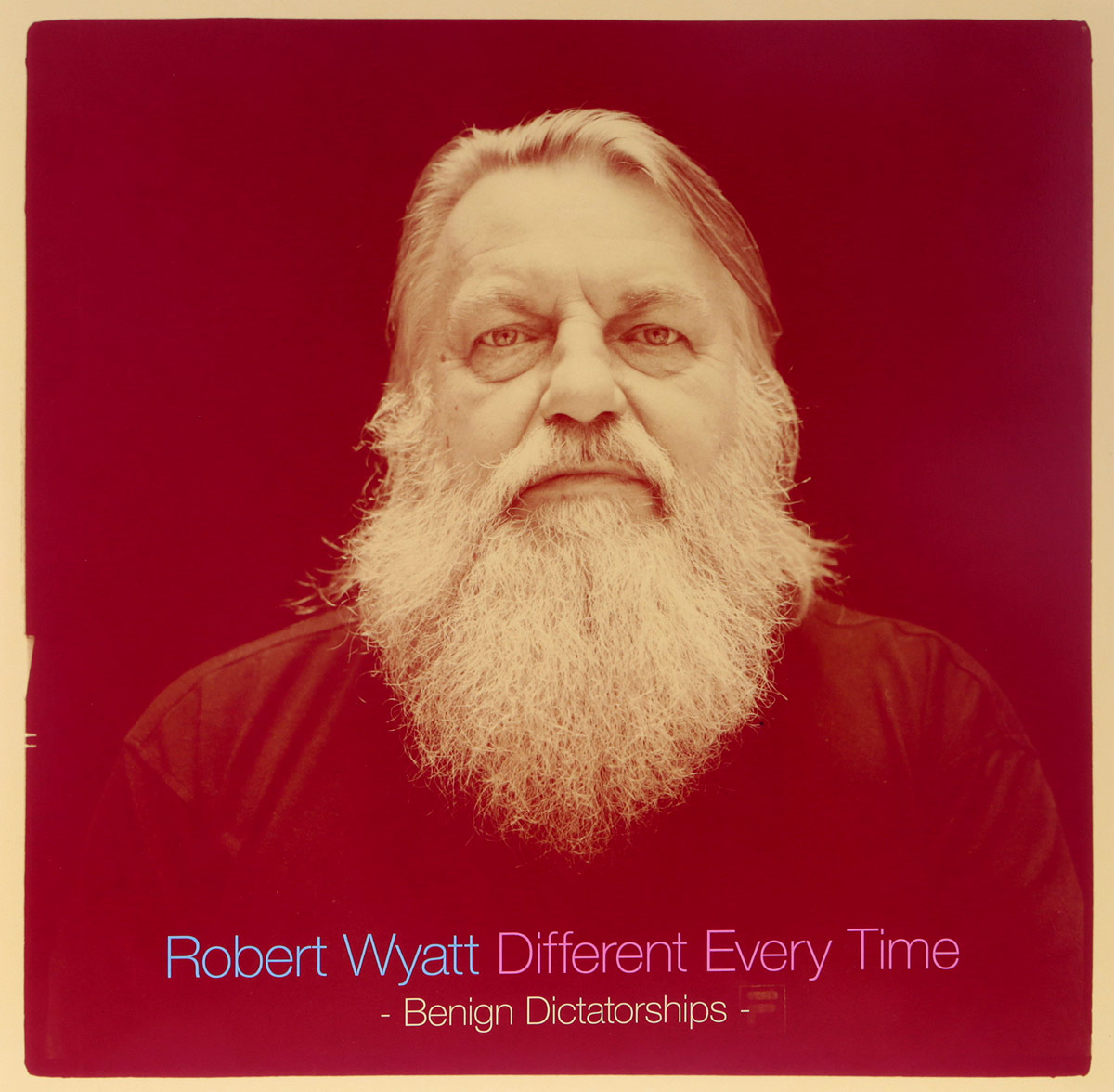 Роберт Уайатт Robert Wyatt. Different Every Time Volume 2. Benign Dictatorships (2 LP) james yorkston the cellardyke recording and wassailing society 2 lp