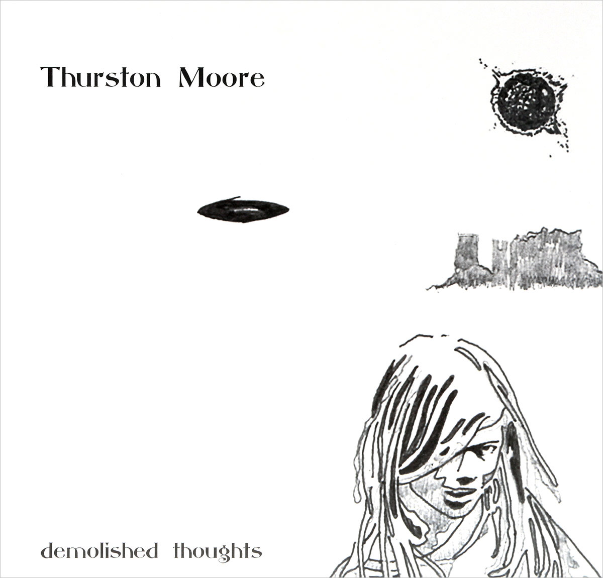 Thurston Moore Thurston Moore. Demolished Thoughts (2 LP)
