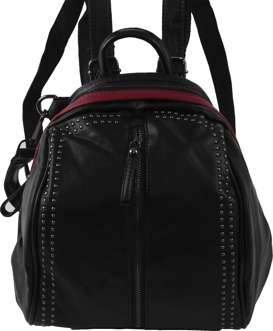 Рюкзак женский Flioraj, цвет: черный. 8009 рюкзак juicy сouture рюкзак