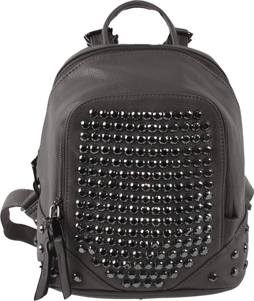 Рюкзак женский Flioraj, цвет: серый. 7598-18