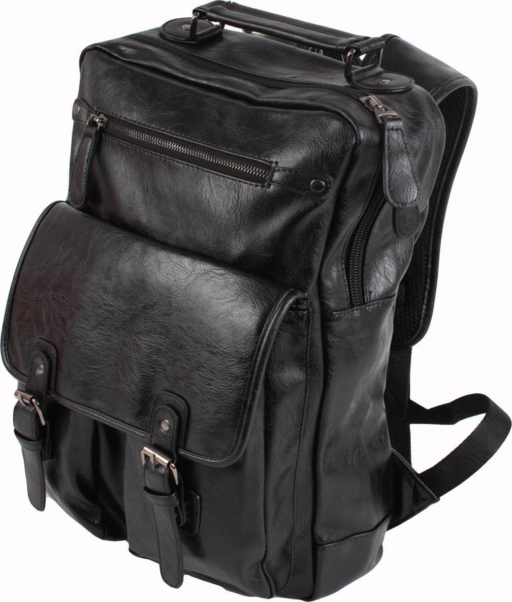 Рюкзак Flioraj, цвет: черный. 0921 открытый рюкзак школьный рюкзак повседневный рюкзак сумка для путешествий