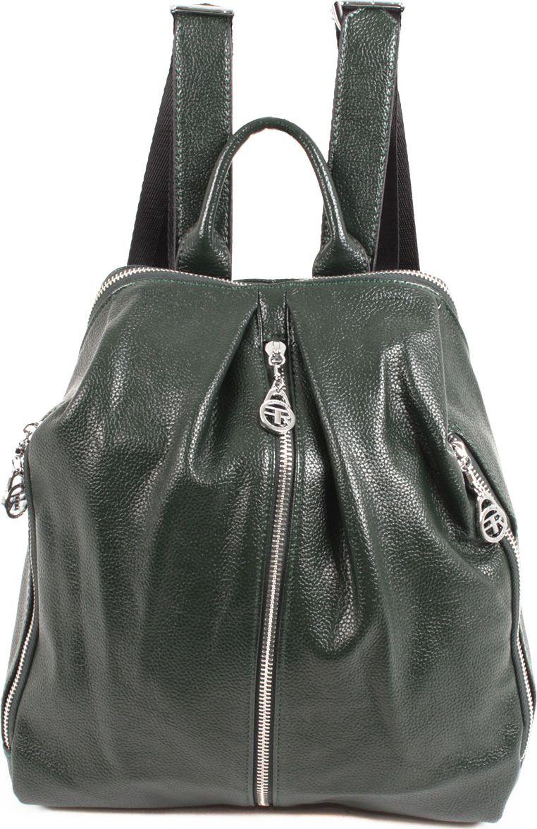 Рюкзак женский Flioraj, цвет: зеленый. 9806-1605/401 рюкзак victorinox рюкзак altmont 32389004