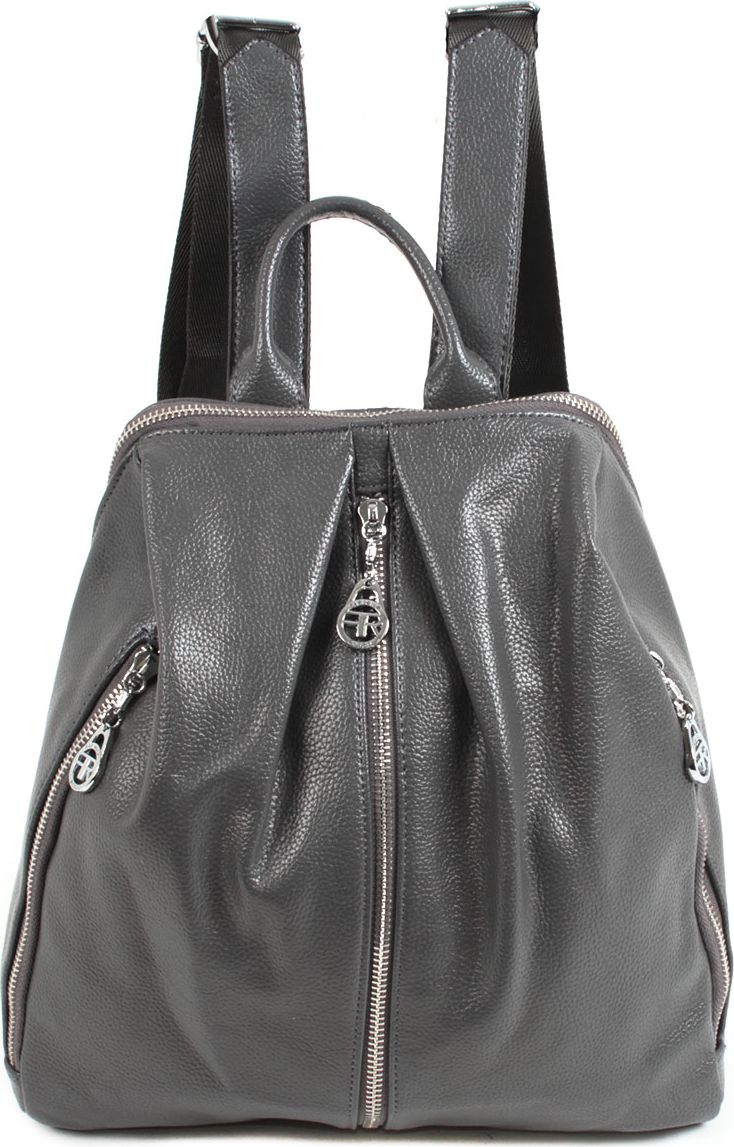 Рюкзак женский Flioraj, цвет: серый. 9806-1605/106 рюкзак divalli divalli mp002xw0f5e6