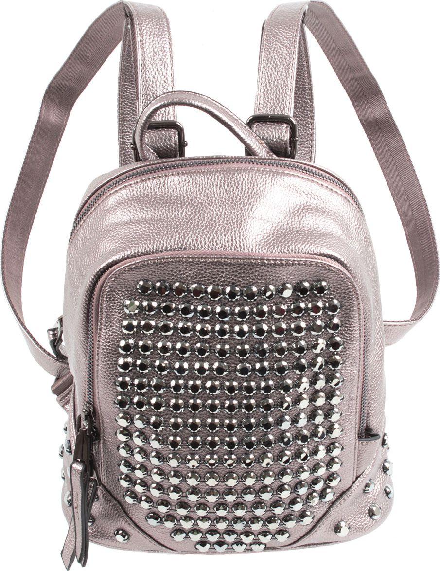 Рюкзак женский Flioraj, цвет: сиреневый. 7598-18
