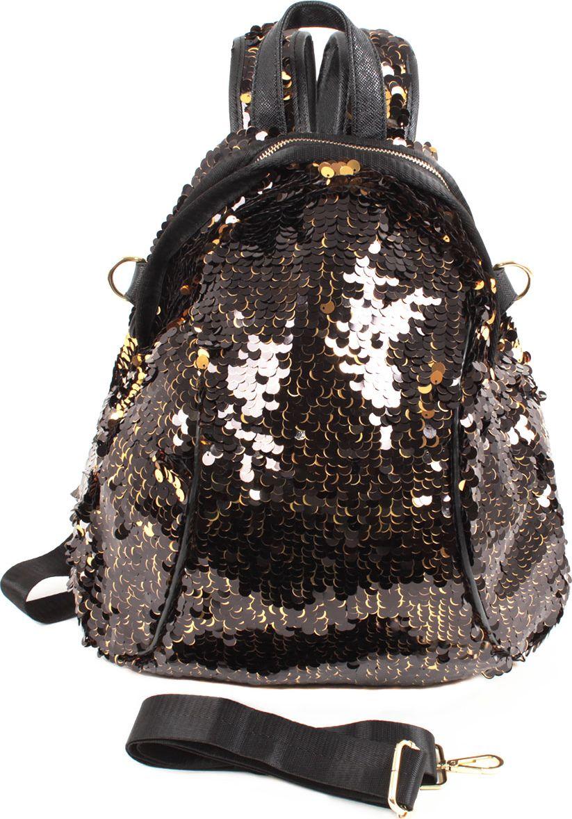 Рюкзак женский Flioraj, цвет: черный. 68251-52 рюкзак juicy сouture рюкзак