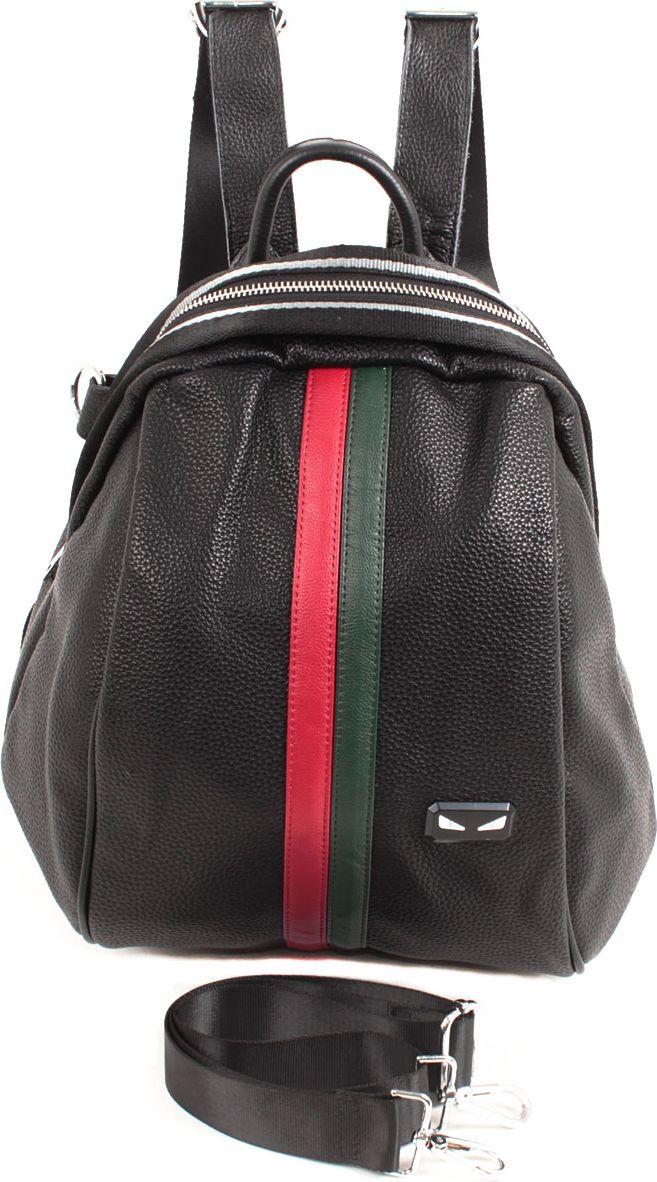 Рюкзак женский Flioraj, цвет: черный. 659-8 рюкзак divalli divalli mp002xw0f8tc