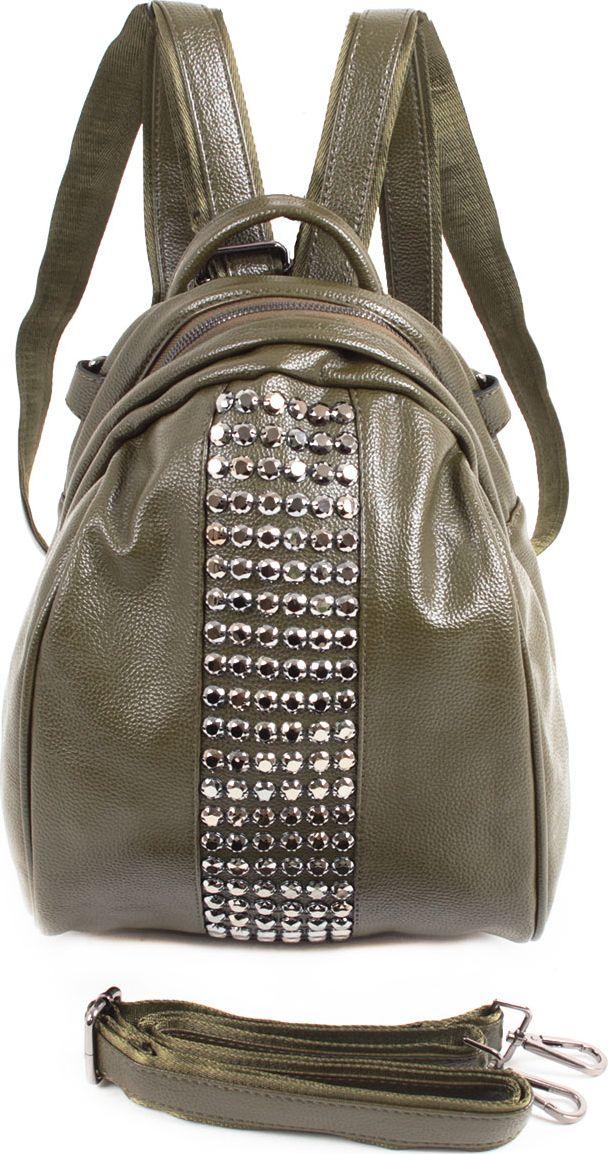 Рюкзак женский Flioraj, цвет: зеленый. 8257-66 рюкзак divalli divalli mp002xw0f5e6