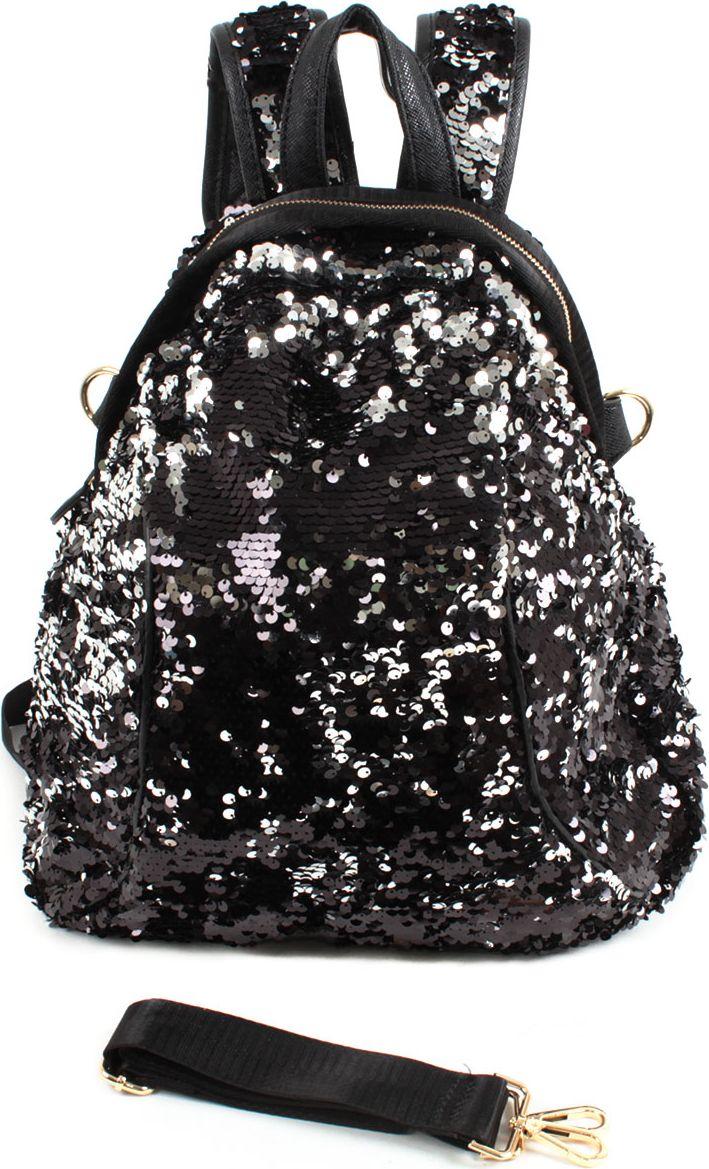 Рюкзак женский Flioraj, цвет: черный. 68805-51 рюкзак juicy сouture рюкзак