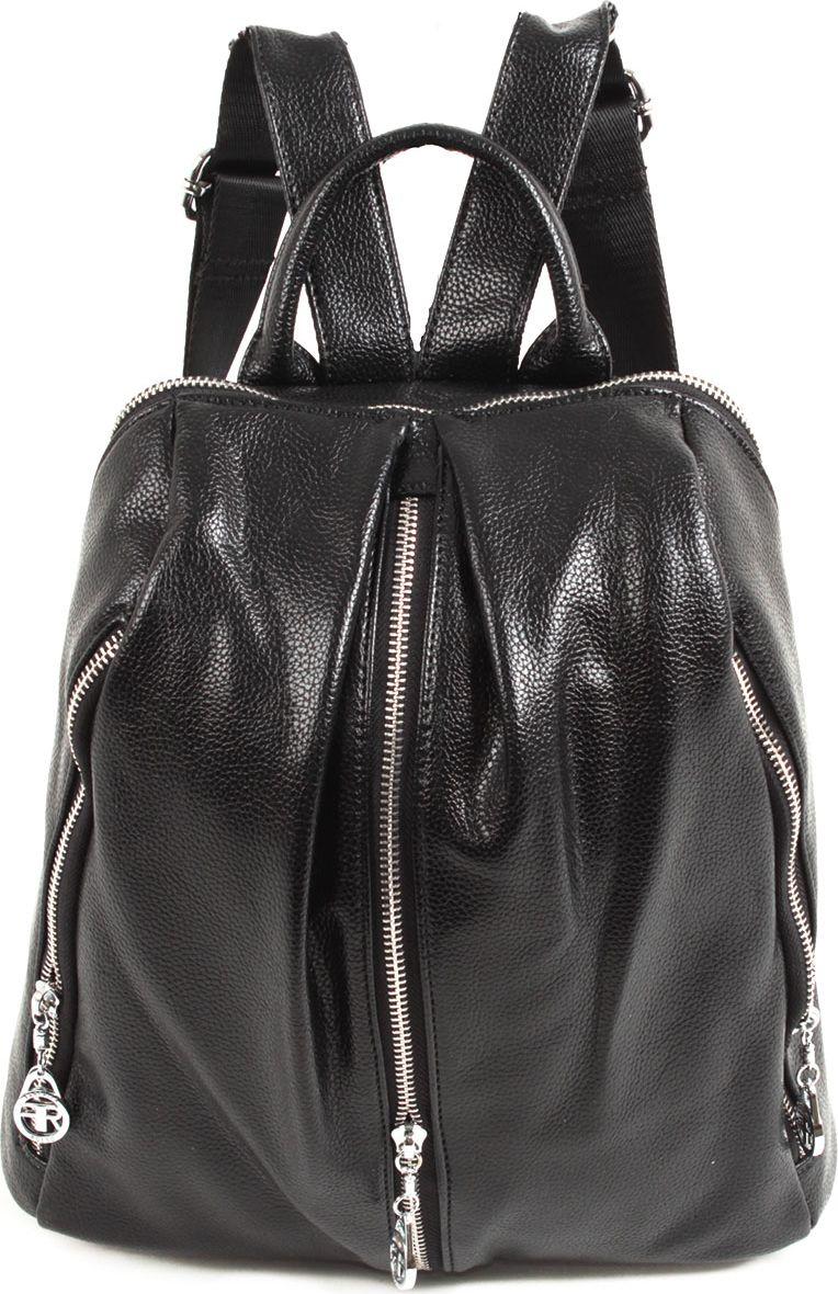 Рюкзак женский Flioraj, цвет: черный. 7681 рюкзак victorinox рюкзак altmont 32389004