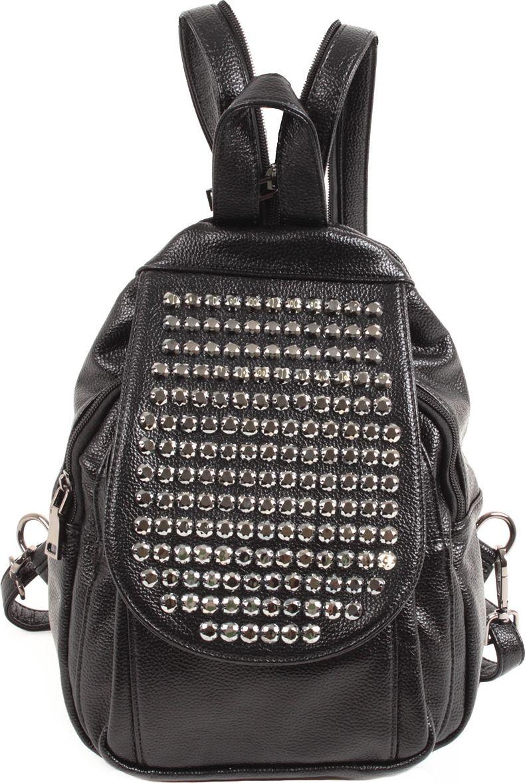Рюкзак женский Flioraj, цвет: черный. 8212-54 рюкзак victorinox рюкзак altmont 32389004