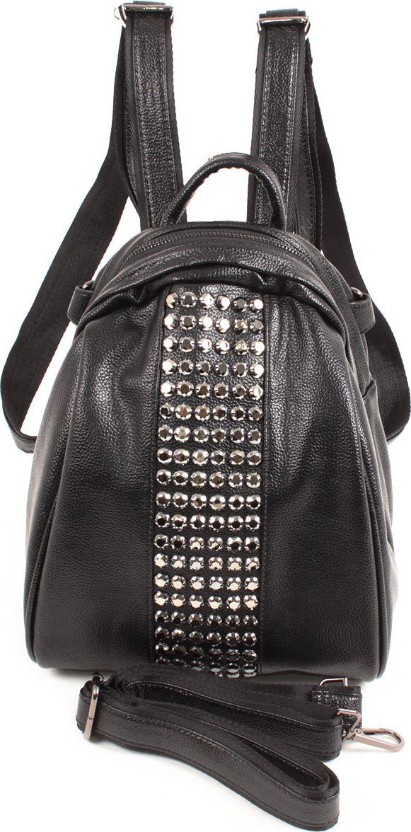 Рюкзак женский Flioraj, цвет: черный. 8257-66 рюкзак divalli divalli mp002xw0f5e6