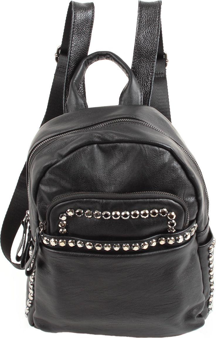 Рюкзак женский Flioraj, цвет: черный. 8228-6 рюкзак divalli divalli mp002xw0f5e6