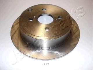 Диск тормозной Japanparts DP217 комплект 2 штDP217
