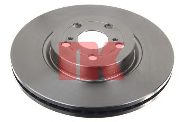 Диск тормозной NK 204591 комплект 2 шт204591