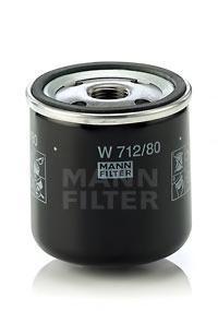 Масляный фильтр Mann-Filter W71280W71280