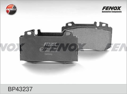 Колодки тормозные дисковые Fenox BP43237BP43237