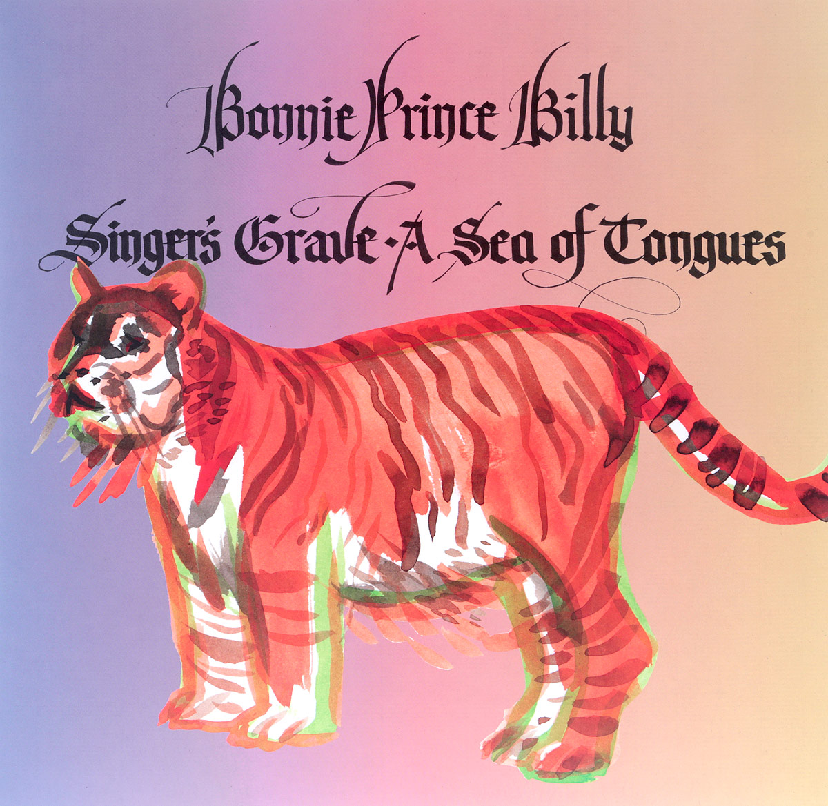 Уилл Олдхэм Bonnie Prince Billy. Singer'S Grave A Sea Of Tongues (2 LP) james yorkston the cellardyke recording and wassailing society 2 lp