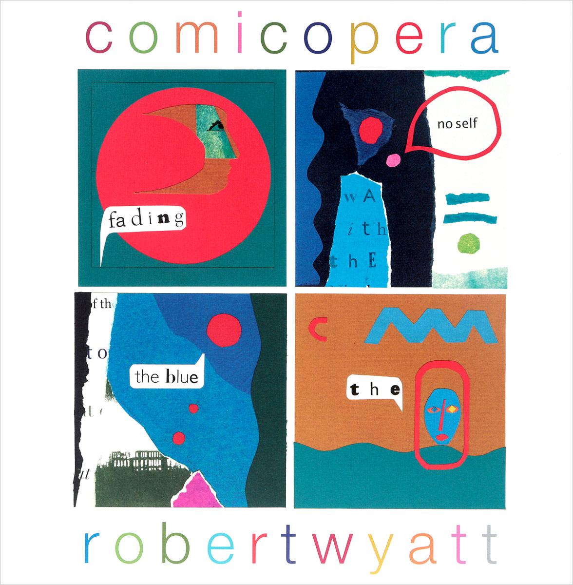 Robert Wyatt. Comicopera (2 LP)