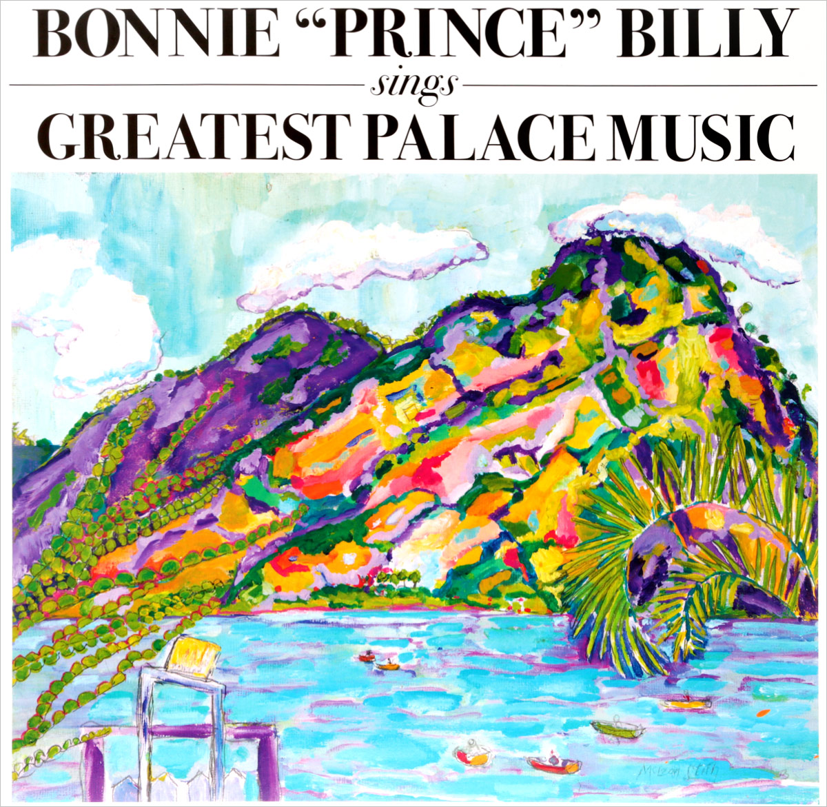 Уилл Олдхэм Bonnie Prince Billy. Greatest Palace Music (2 LP) уилл олдхэм bonnie prince billy now here s my plan