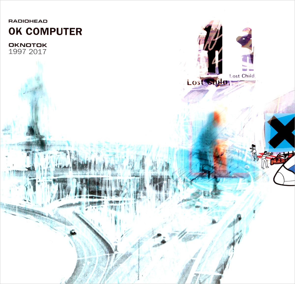 Zakazat.ru Radiohead. Ok Computer Oknotok 1997-2017 (3 LP)