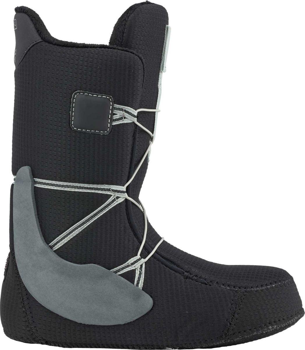 Ультра-легкая подошва с отличной амортизацией, конструкция Total Comfort, которая подразумевает максимальное удобство с первого дня   использования без необходимости разнашивать ботинок и конечно же быстрая и удобная шнуровка Boa Coiler. Одна из самых популярных моделей не только в коллекции брэнда, но и вообще в мире! Большинство райдеров делали свои первые шаги в сноубординге вместе с этими ботинками.        Как выбрать сноуборд. Статья OZON Гид