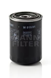 Фильтр масляный Mann-Filter W81881W81881