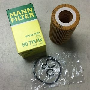 Фильтр масляный Mann-Filter HU7184XHU7184X