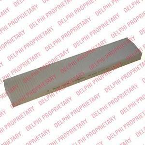 Фильтр салонный угольный DELPHI TSP0325011CTSP0325011C