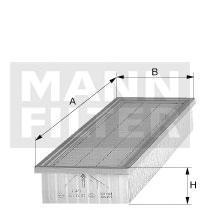 Фильтр воздушный Mann-Filter C60148C60148