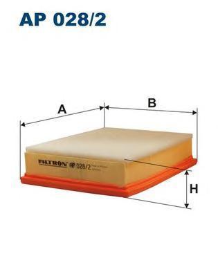Фильтр воздушный Filtron AP0282AP0282