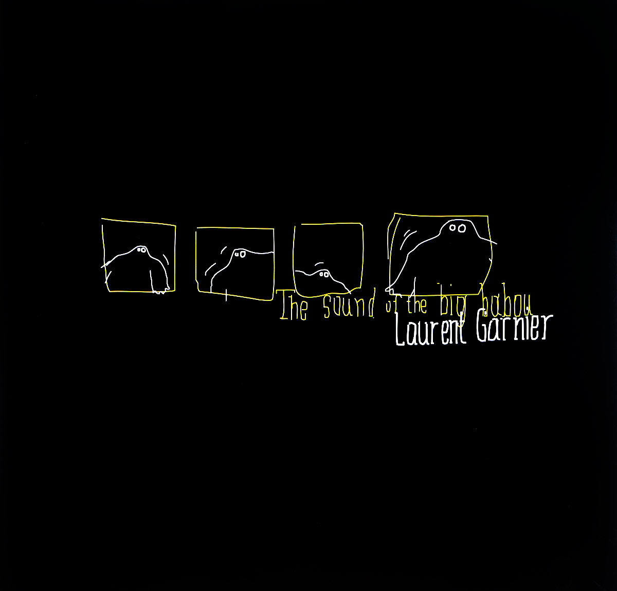 Лоран Гарнье Laurent Garnier. The Sound Of The Big Babou (LP) лоран гарнье laurent garnier pay tv lp