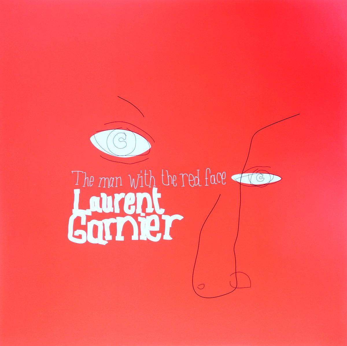 Лоран Гарнье Laurent Garnier. The Man With The Red Face (LP) кроссовки f man