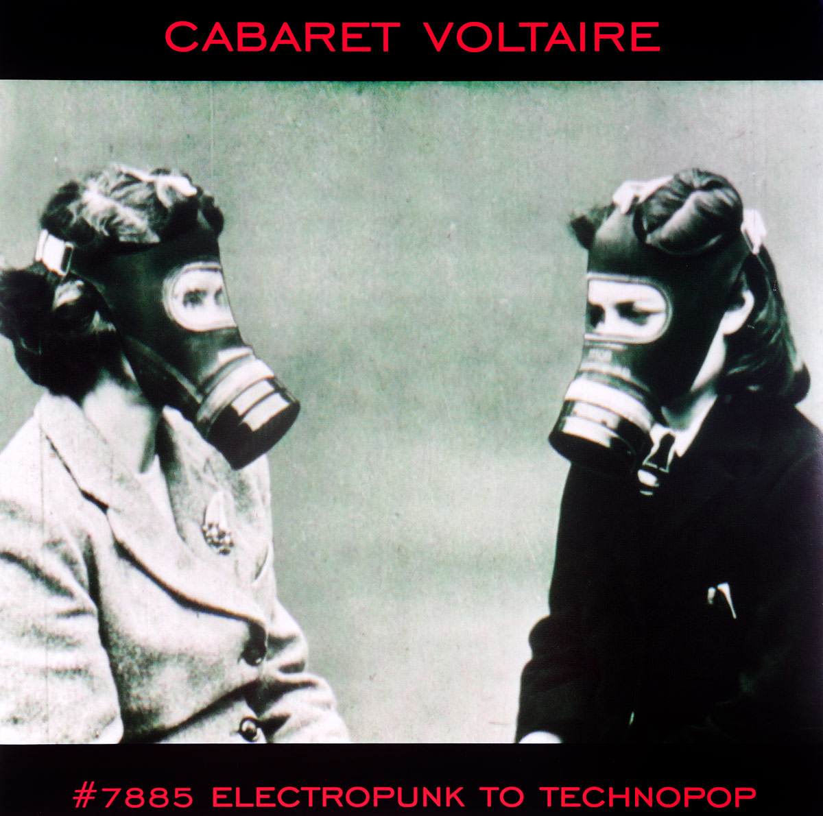 Cabaret Voltaire Cabaret Voltaire. #7885 (Electropunk To Technopop 1978 – 1985) (2 LP) cabaret voltaire cabaret voltaire the covenant the sword and the arm of the lord lp