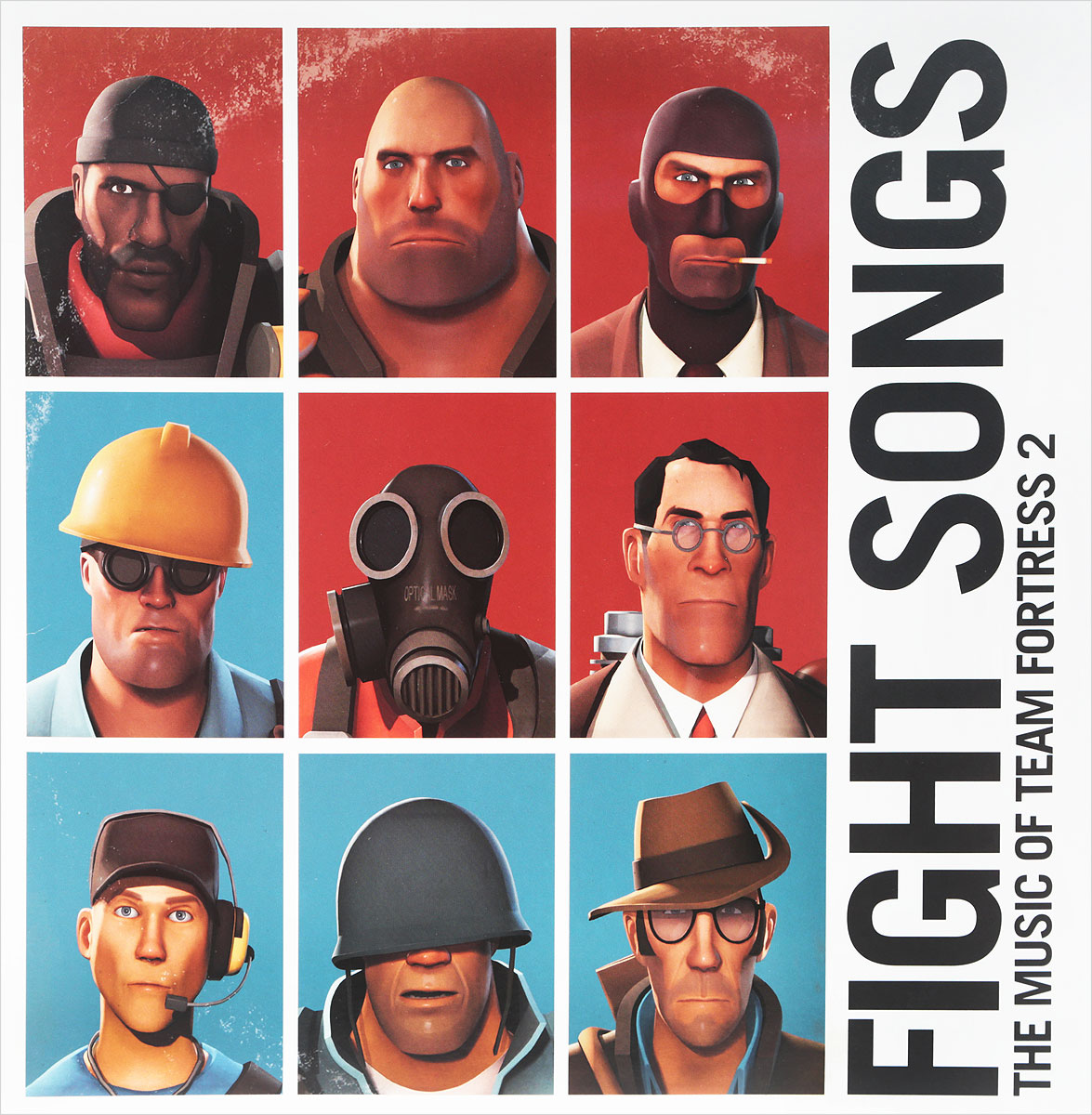 Valve Studio Orchestra. Fight Songs: The Music Of Team Fortress (2 LP) roxy music roxy music the studio albums limited edition 8 lp