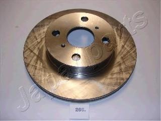 Диск тормозной Japanparts DI266 комплект 2 штDI266