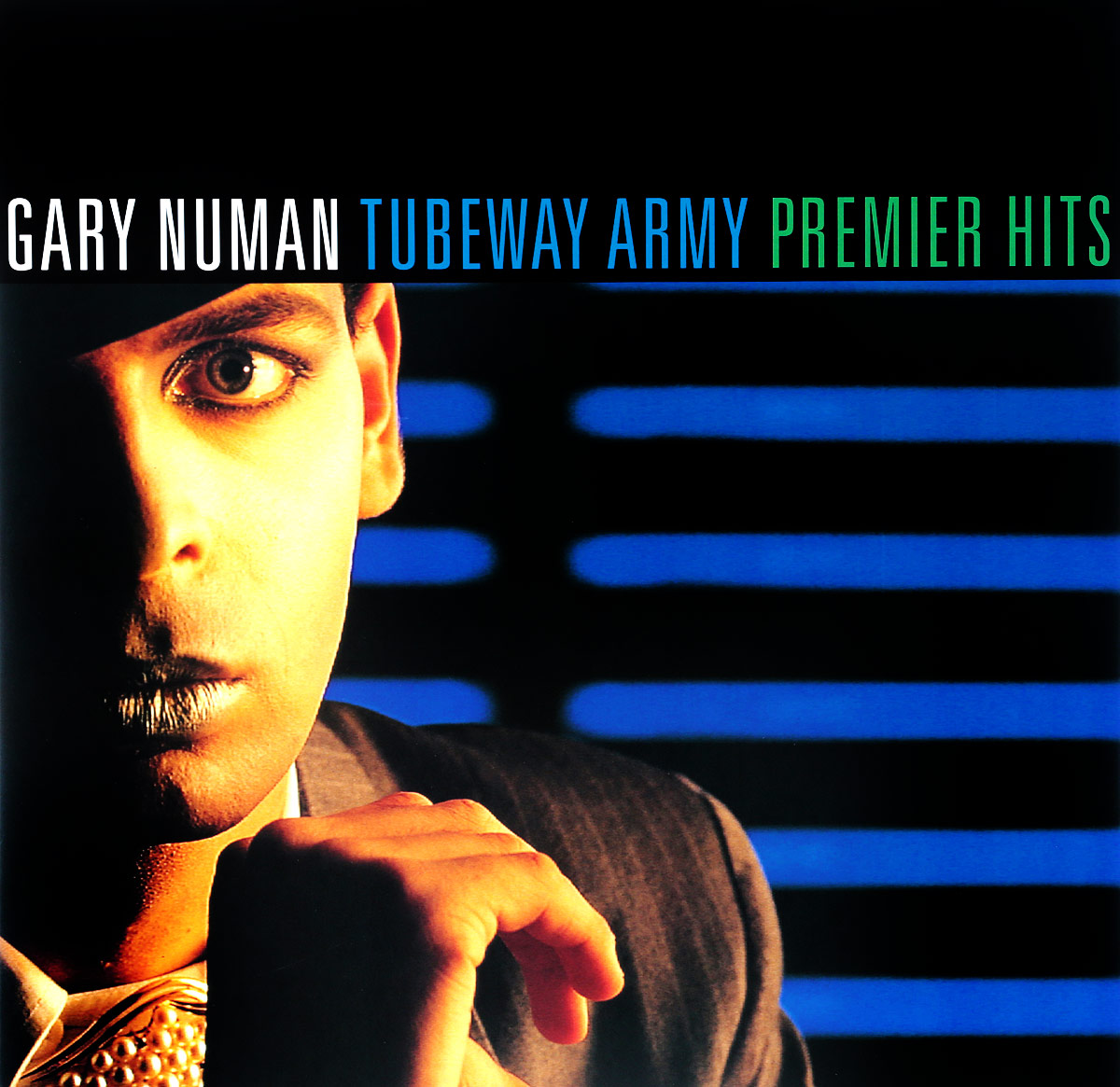 Гари Ньюмен Gary Numan / Tubeway Army. Premier Hits (2 LP) все цены