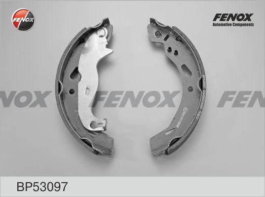 Колодки тормозные барабанные Fenox BP53097BP53097