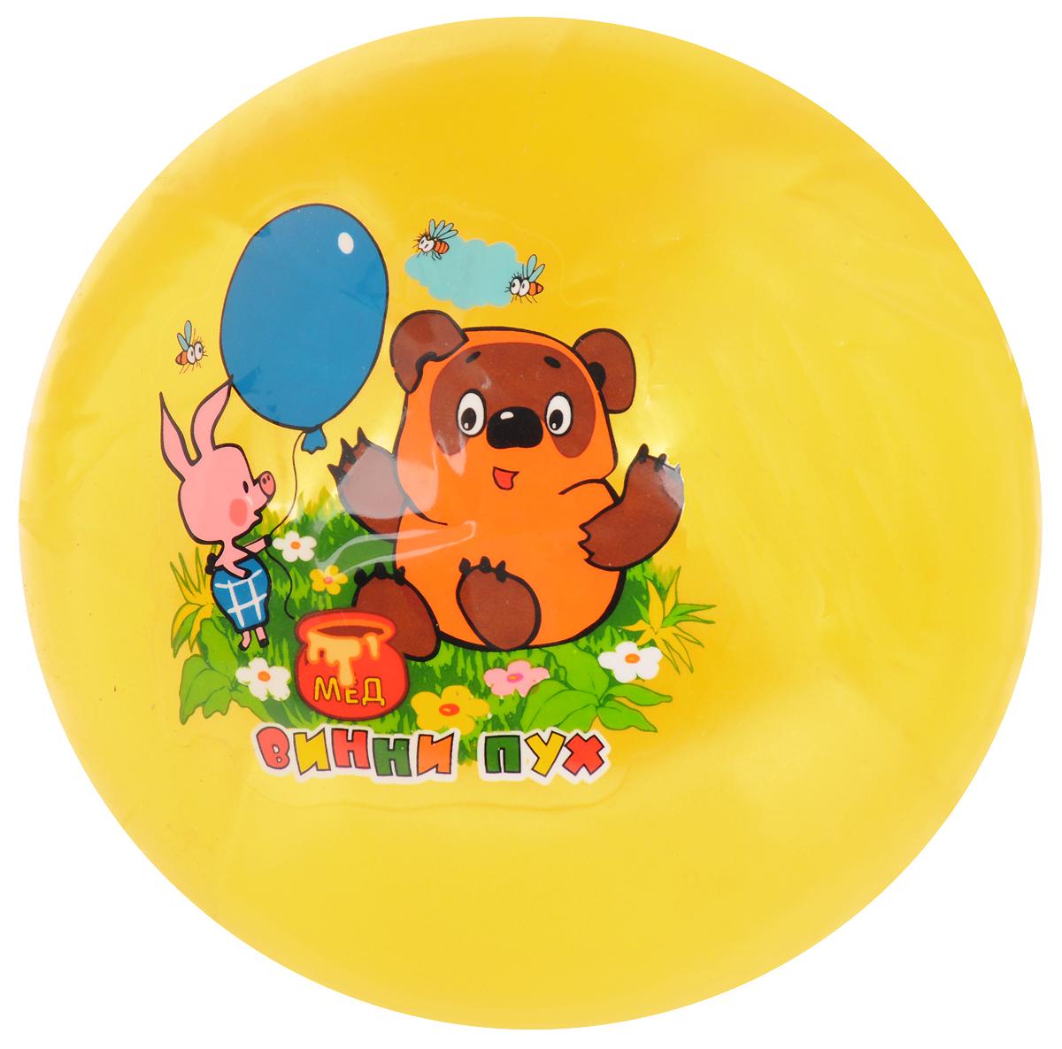 Играем вместе Мяч Винни-Пух 23 см