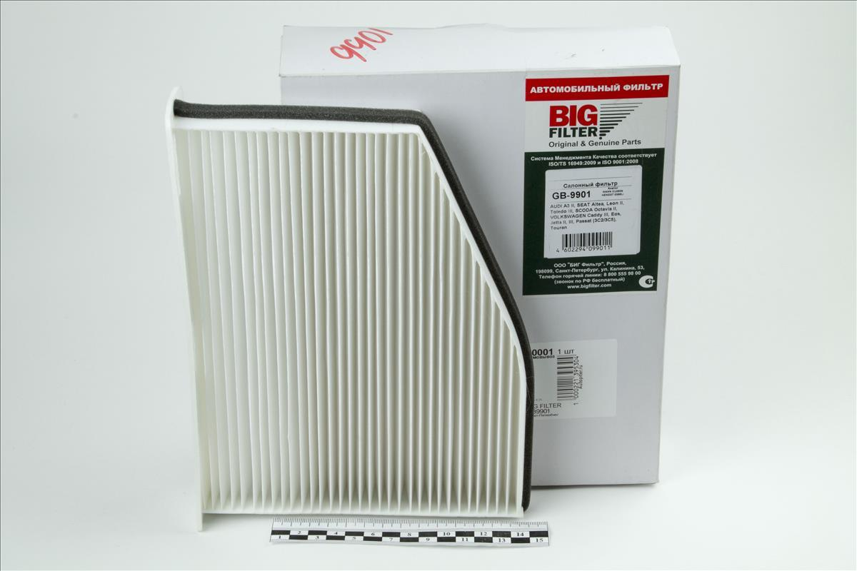 Фильтр салона BIG FILTER GB9901GB9901