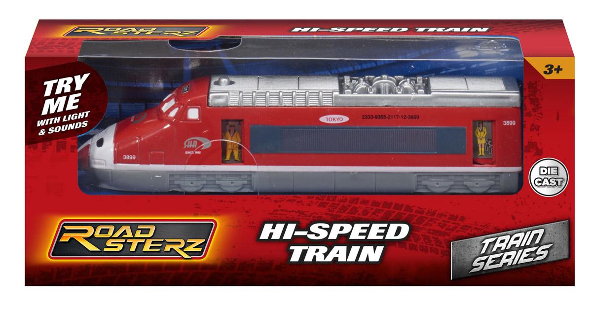 HTI Скоростной поезд Roadsterz Токийский экспресс hti мусоровоз roadsterz