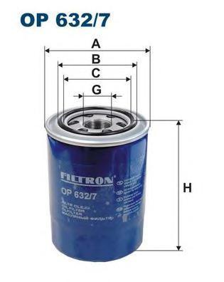 Фильтр масляный Filtron OP6327OP6327
