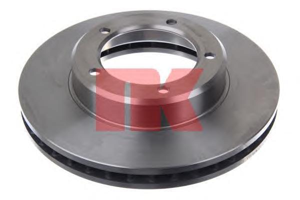 Диск тормозной NK 204597 комплект 2 шт204597