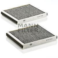 Фильтр салона угольный Mann-Filter,CUK25332CUK25332