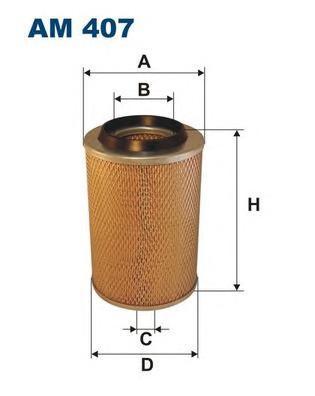 Фильтр воздушный Filtron AM407AM407