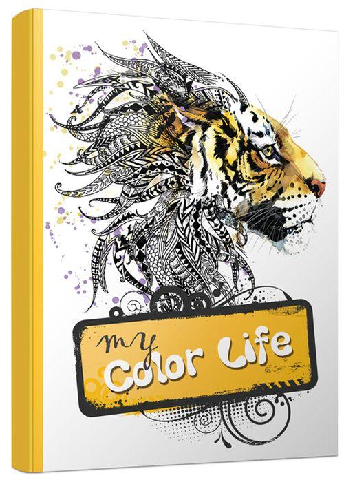 Попурри Блокнот My Color Life A5 80 листов в точку -