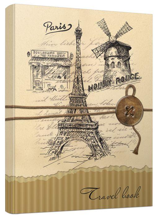 Попурри Блокнот Travel Book 80 листов в точку формат A644275Представляем новую коллекцию блокнотов Попурри на любой вкус! Они прекрасно подойдут для записи творческих идей, учебных заметок или любых других памяток, а также девчачьих секретов и важных мыслей.Блокнот Попурри Travel Book имеет удобный формат и качественную офсетную бумагу. Внутренний блок содержит 80 листов в точку. Он станет отличным приобретением или подарком для всех, кто привык на ходу фиксировать информацию, писать и рисовать.