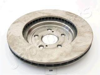Диск тормозной Japanparts DI225 комплект 2 штDI225